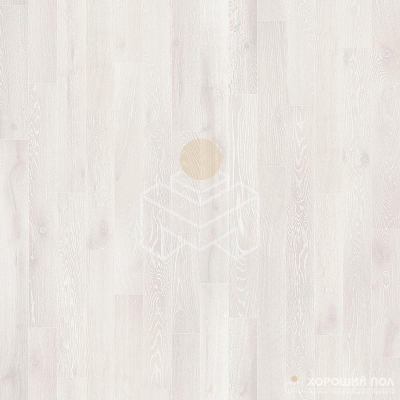 Инженерная доска COSWICK Дуб Подснежник Кантри Масло шелковое ультраматовое 3-х слойный T&G (шип-паз) Таверн 1167-4593