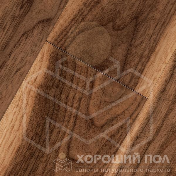 Инженерная доска COSWICK Орех Американский Натуральный Классическая Масло шелковое 3-х слойный T&G (шип-паз) Традишинал 1367-3201